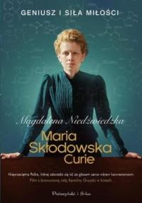 Maria Skłodowska-Curie - okładka książki