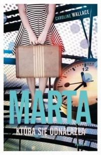 Marta, która się odnalazła - okładka książki