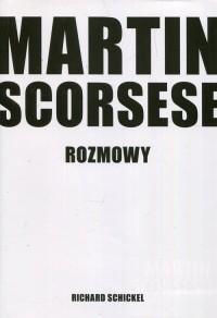 Martin Scorsese. Rozmowy - okładka książki