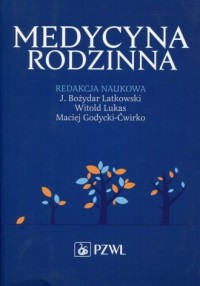 Medycyna Rodzinna - okładka książki