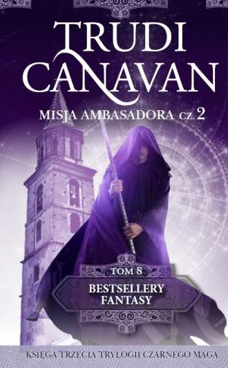 Misja ambasadora cz. 2. Bestsellery - okładka książki