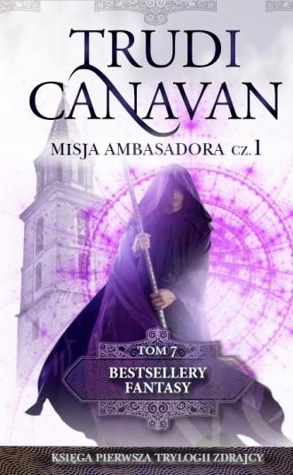 Misja ambasadora cz. 1. Bestsellery - okładka książki