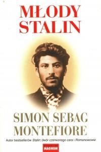Młody Stalin - okładka książki