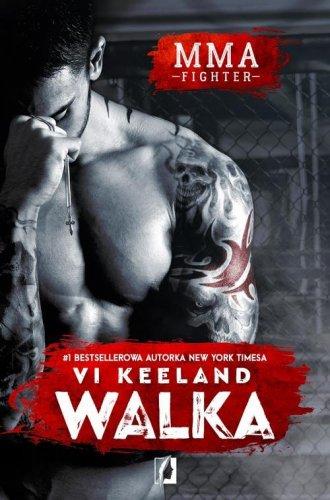 MMA fighter. Walka - okładka książki