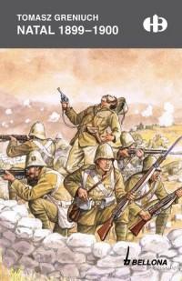 Natal 1899-1900 - okładka książki