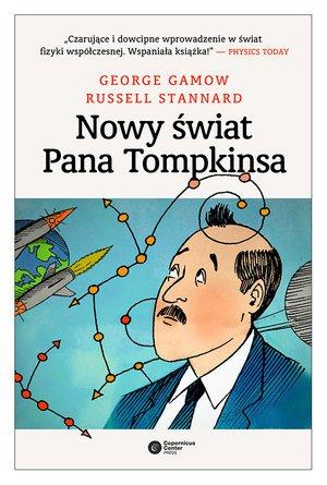 Nowy świat pana Tompkinsa - okładka książki