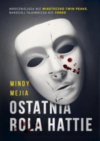 Ostatnia rola Hattie - okładka książki