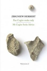 Pan Cogito szuka rady  Mr Cogito - okładka książki