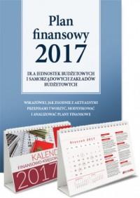 Plan Finansowy 2017 dla jednostek - okładka książki