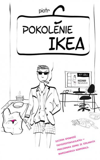 Pokolenie Ikea - okładka książki