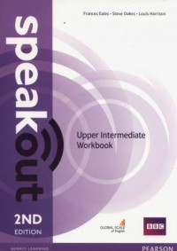 Speakout Upper-Intermediate Workbook - okładka książki