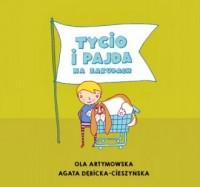 Tycio i Pajda na zakupach - okładka książki