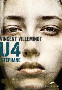 U4 Stephane - okładka książki