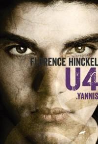 U4 Yannis - okładka książki