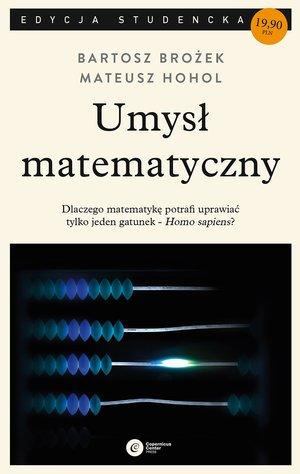 Umysł matematyczny - okładka książki