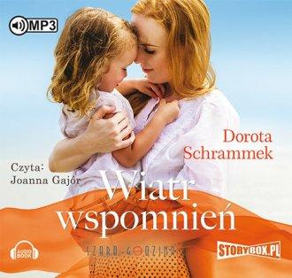 Wiatr wspomnień - pudełko audiobooku