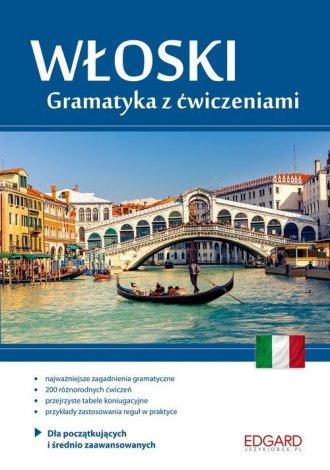 Włoski. Gramatyka z ćwiczeniami - okładka podręcznika