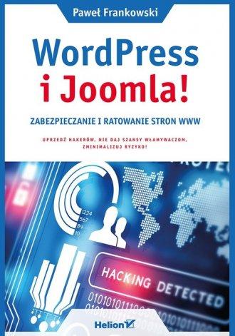 WordPress i Joomla! Zabezpieczanie - okładka książki
