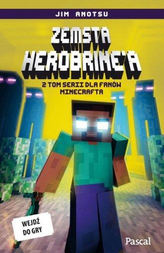 Zemsta Herobrinea - okładka książki
