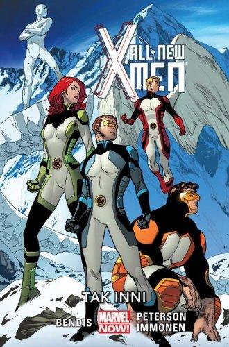 All-New X-Men. Tak inni. Tom 4 - okładka książki