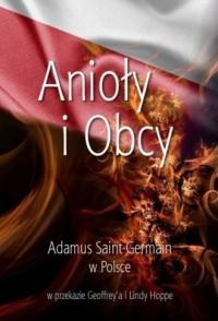 Anioły i Obcy - okładka książki