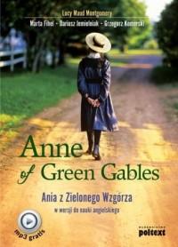 Anne of Green Gables. Ania z Zielonego - okładka książki