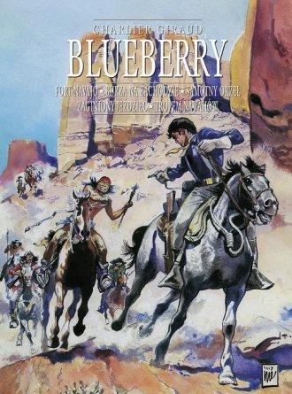 Blueberry. Fort Navajo, Burza na - okładka książki