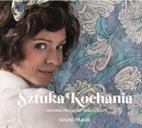 CD. Sztuka Kochania. Historia Michaliny - okładka płyty