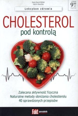 Cholesterol pod kontrolą. Fakt - okładka książki