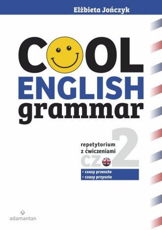 Cool English grammar repetytorium - okładka podręcznika