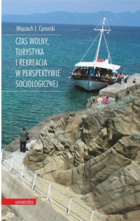 Czas wolny, turystyka i rekreacja - okładka książki