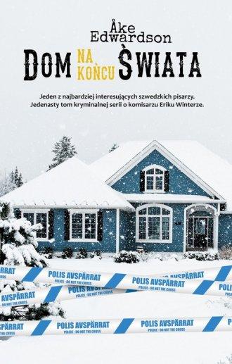 Dom na końcu świata - okładka książki