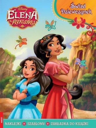 Elena z Avaloru. Świat dziewczynek - okładka książki
