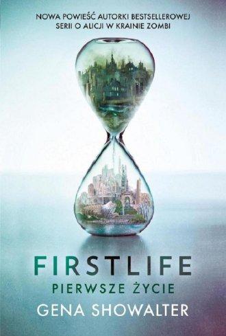 Firstlife. Pierwsze życie - okładka książki
