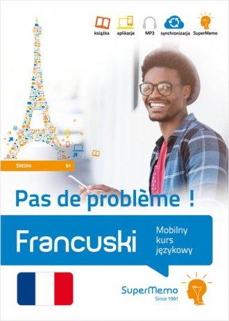 Francuski. Pas de probleme ! Mobilny - okładka podręcznika