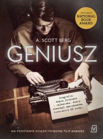 Geniusz - okładka książki