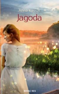 Jagoda - okładka książki
