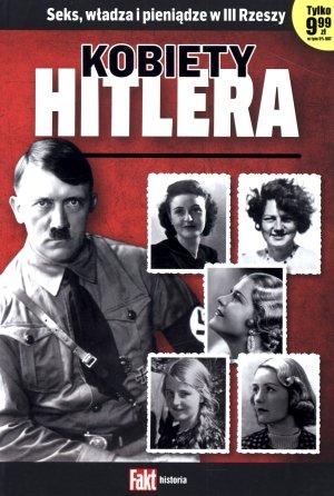 Kobiety Hitlera. Fakt historia - okładka książki