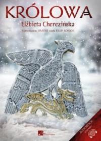 Królowa - Elżbieta Cherezińska - okładka podręcznika
