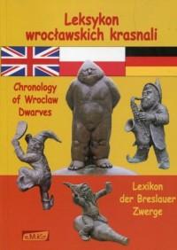 Leksykon wrocławskich krasnali - okładka książki