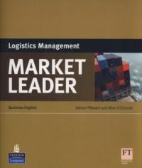 Market Leader. Logistics Management - okładka książki