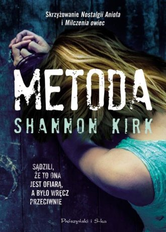 Metoda - okładka książki