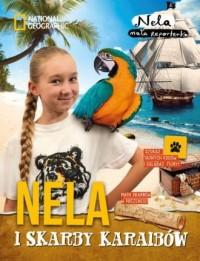 Nela i skarby Karaibów - Nela - okładka książki