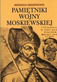 Pamiętniki Wojny Moskiewskiej - okładka książki