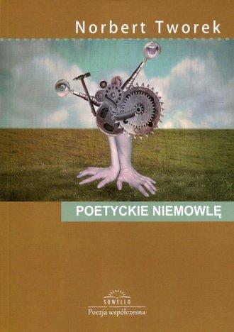 Poetyckie niemowlę. Seria: Poezja - okładka książki
