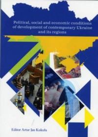 Political, social and economic - okładka książki