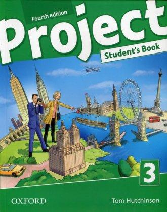Project 3 Students Book - okładka podręcznika