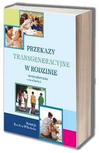 Przekazy transgeneracyjne w rodzinie - okładka książki