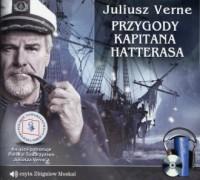 Przygody kapitana Hatterasa - pudełko audiobooku