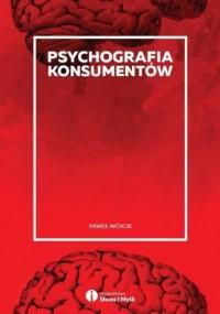 Psychografia konsumentów - okładka książki